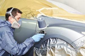 Локальный ремонт автомобиля